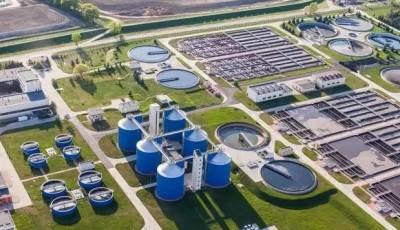 无锡田鑫化工分享--上海竹园污水处理厂日处理总量将达到340万方