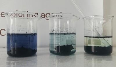 染色水洗废水脱色