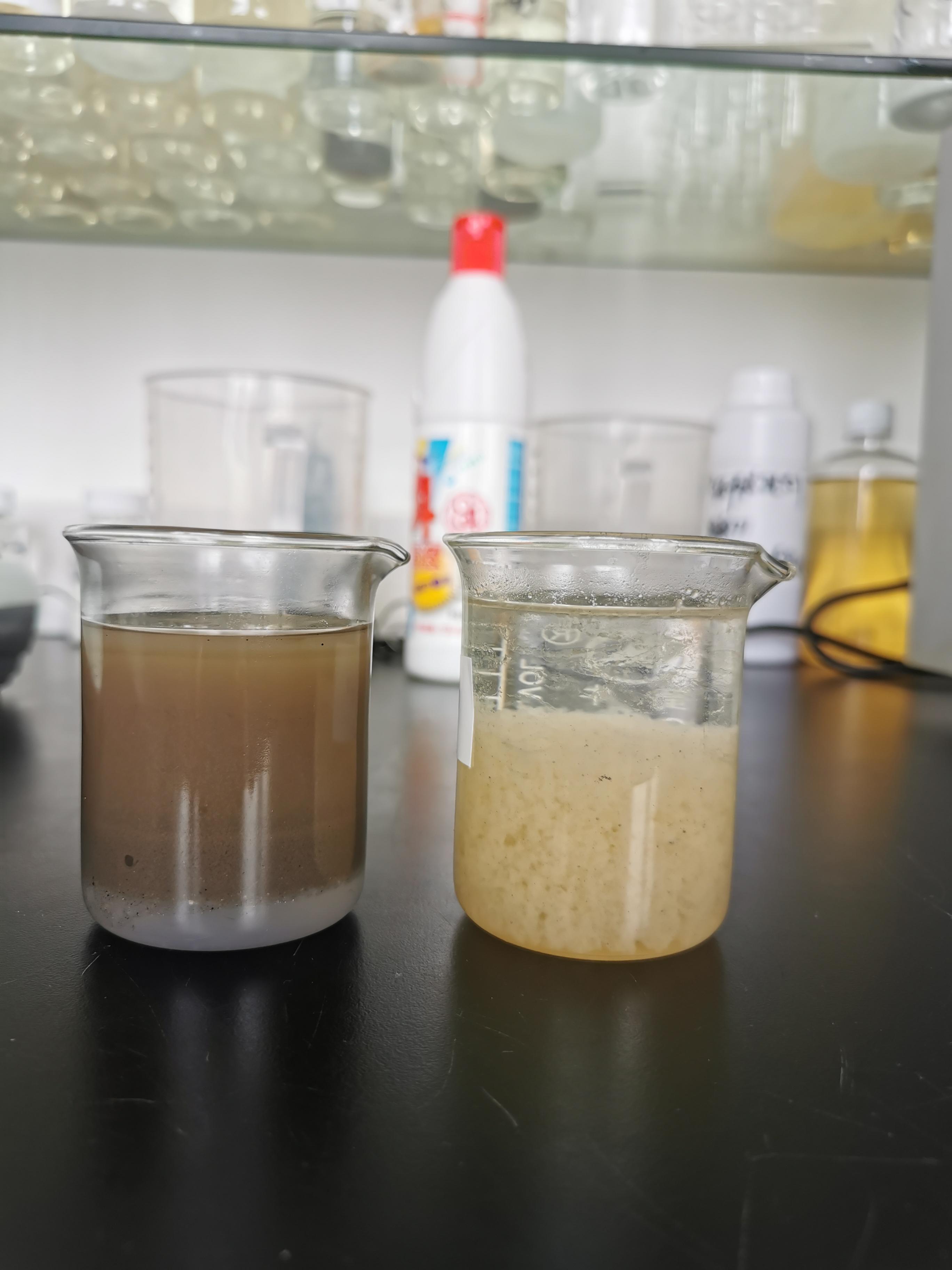 无锡田鑫化工--机械加工含油废水处理